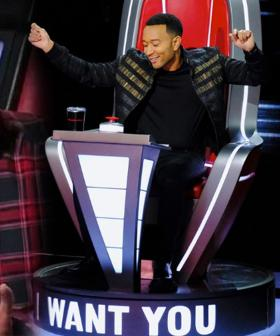 "John Legend Says It's Impossible To ""Cheat"" Like Guy Sebastian On The Voice US"