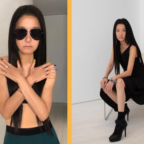 70 Year Old Vera Wang Spills Her Secrets To Her Youthful Appearance