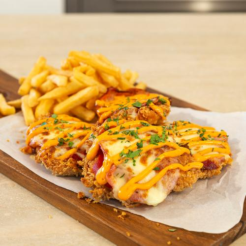 KFC Releases Recipe For A Zinger Parmy And Get In My Belly!