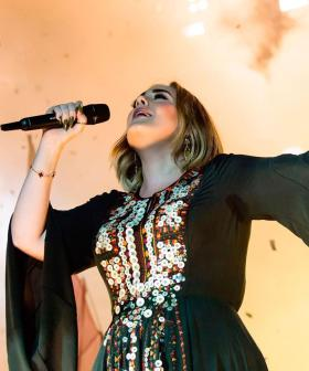 Adele Is Working With Whitney Houston's Producer & John Legend For Upcoming Album!