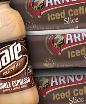 Arnott's Have Made A Dare ICED COFFEE SLICE BIKKIE & I'm Losing It!