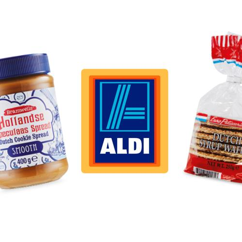 Eat All The Dutch Snacks You Can Eat Because Of Aldi Special Buys!