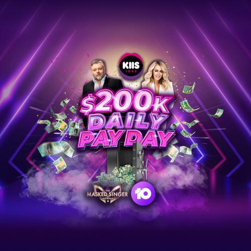 KIIS 1065's 200K Daily Pay Day