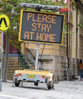 NSW Premier Urges People To Limit Social Lives