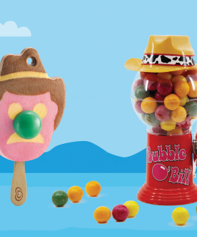 You Can Win A Bag FULL Of Bubble O'Bill's Iconic Bubble Gum Nose!