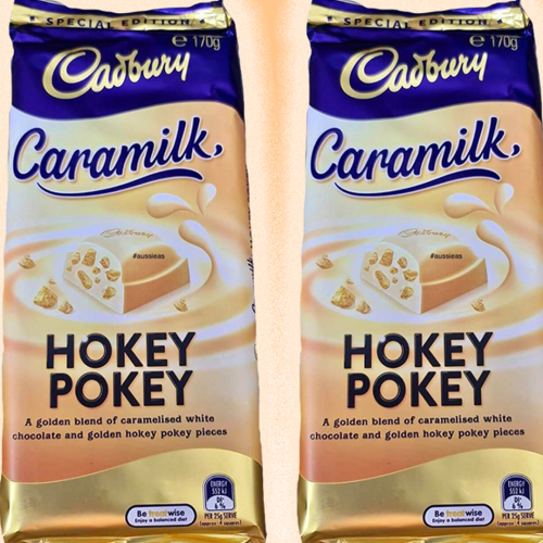This Is How To Make DIY Caramilk Hokey Pokey Thanks To A Very Iconic Ingredient