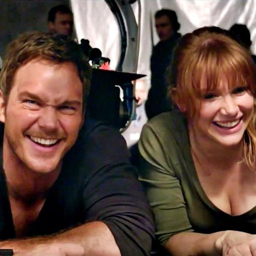 Bryce Dallas Howard Shares Painful Injury Photos From Jurassic World Set