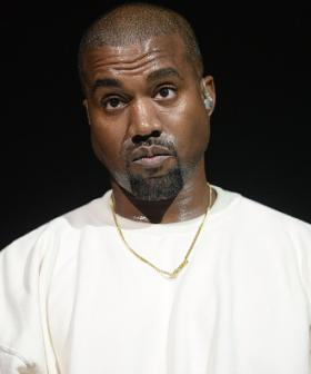 Kanye West Breaks Down in Tears During His Presidential Campaign Rally