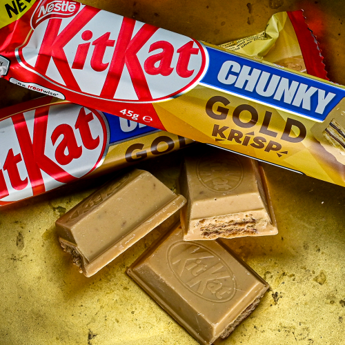 Have A Deep Obsession With KitKat Gold? The Chunky Size Has Finally Arrived!