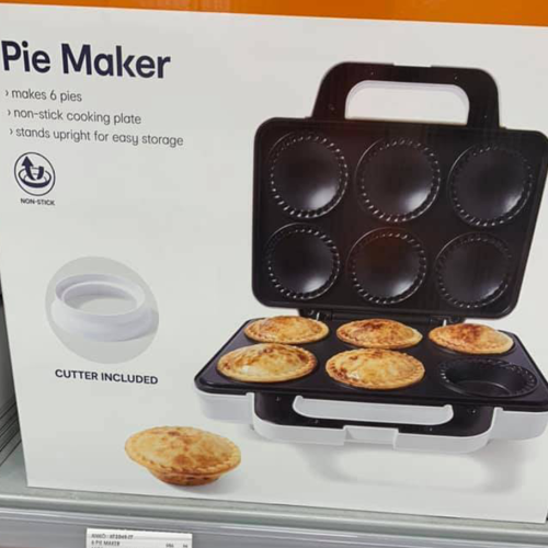Kmart Have Released A Brand New Pie Maker & It's Even Better Than The Original