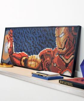 LEGO Is Releasing Pop-Art Sets Of Marilyn Monroe, The Beatles, Marvel Superheroes And MORE!