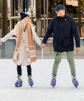 Darling Harbour Will Transform Into A Winter Wonderland With It's Annual Ice Skating Rink