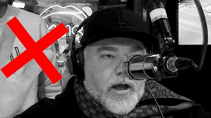 Kyle accidentally DUMPS the show