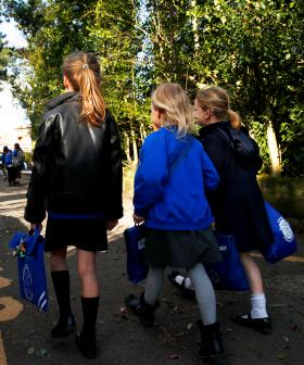 COVID-Affected School In Sydney's West Closed