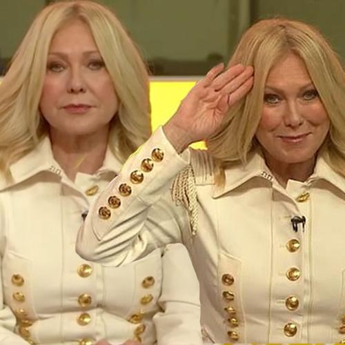 """It Is What It Is"": Kerri-Anne Kennerley Tearfully Addresses Her Sacking Live On 'Studio 10'"