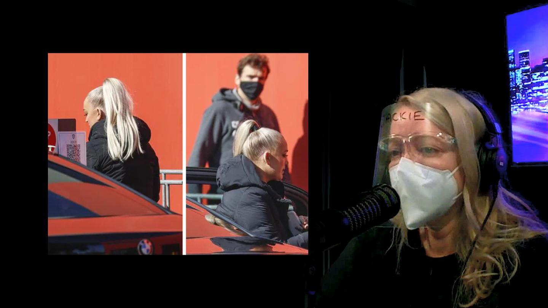 Jackie O responds to Melbourne mask-free paparazzi photos