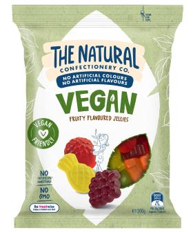 Natural Confectionery Co. Are Dropping VEGAN Lollies Finally!!