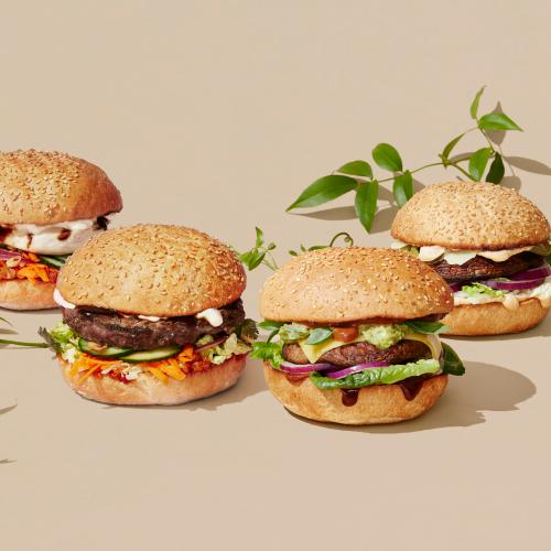 Grill'd Launches 100% Natural Burgers & Is Giving You $10 Off!