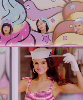 The BlackPink x Selena Gomez 'Ice Cream' Collab Is Dropping At 2pm!