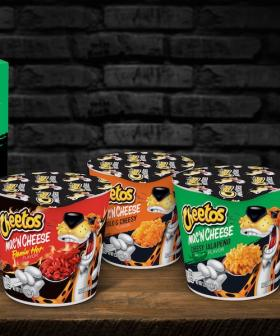 Cheetos Mac 'n' Cheese Exists In This World