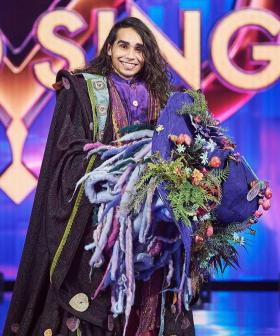 The Wizard, Isaiah Firebrace Admits He Almost Spilled The Beans That He Was On The Masked Singer