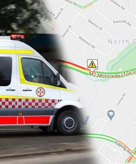 Man Dies After Being Hit By Ute On Sydney's M2