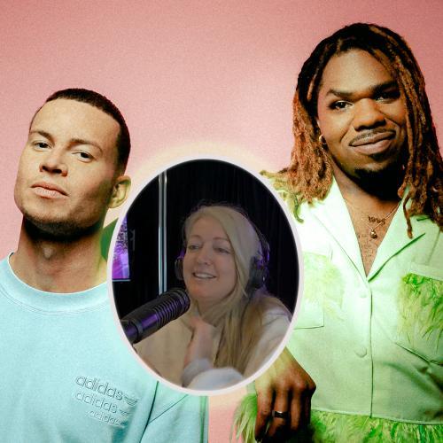 MNEK & Joel Corry Write Jackie O A Song For 'Tradie vs. Lady'