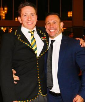 Matty Johns Gets PRANKED By His Own Son