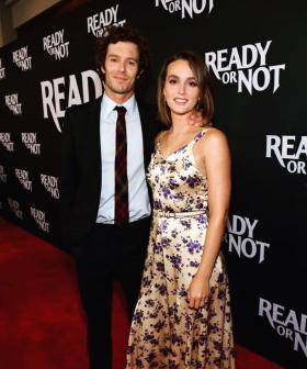 Adam Brody & Leighton Meester Welcome Baby #No2 - And The Announcement Was Certainly Different!