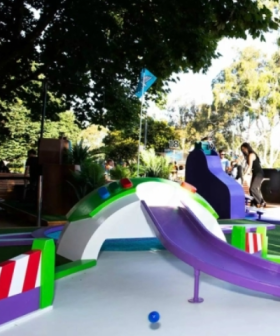 A Pixar-Themed Mini Golf Course Is Coming To Sydney This Month