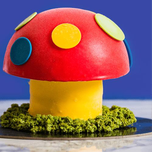 Gelato Messina Has Created A Dr Evil Magic Mushroom Cake And It Goes On Sale Tomorrow!
