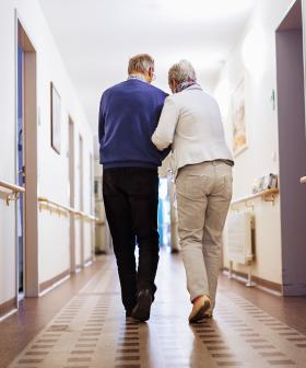 NSW Nursing Home Ban Could Be Reversed For Father's Day