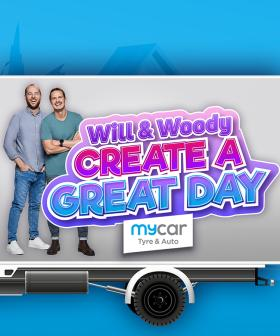 Will & Woody's Create A Great Day