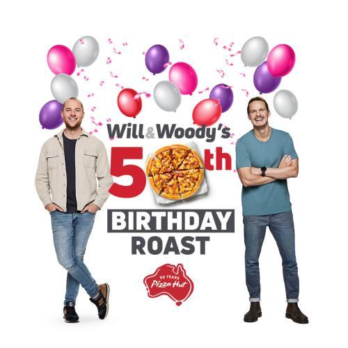 Will & Woody's 50th Birthday Roast