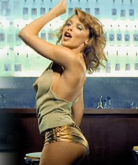 Kylie Minogue Has Revealed How Much Her Famous Hot Pants Cost And They Were Not Expensive AT ALL!