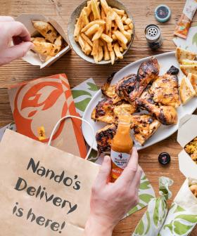 Nando's Has Made A Delicious Announcement And It's FREE!