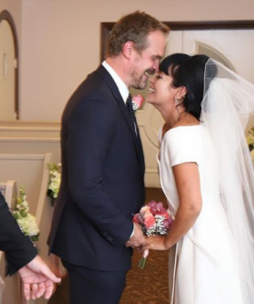 Lily Allen Has Married Jim Hopper From Stranger Things!