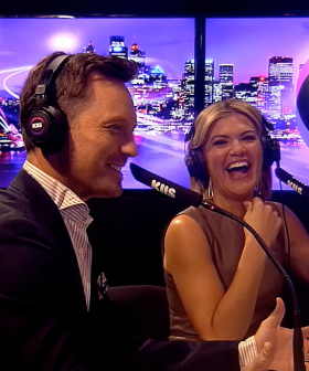 Sarah Harris Declares 'I Lost 3 Hosts And 10 Kilos' Live On-Air