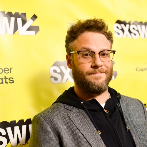 Seth Rogen's Beard Extended Production Of His New Movie By 10 Months!