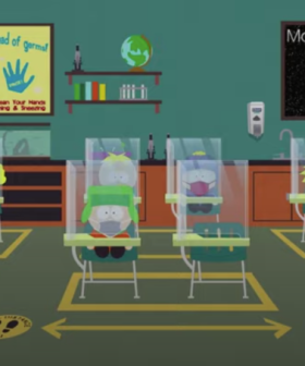 FIRST LOOK: South Park Announce Hour-Long Pandemic Special Episode!