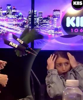 The Hilarious Moment A Bird Went CRAZY In Our Studio LIVE On-Air