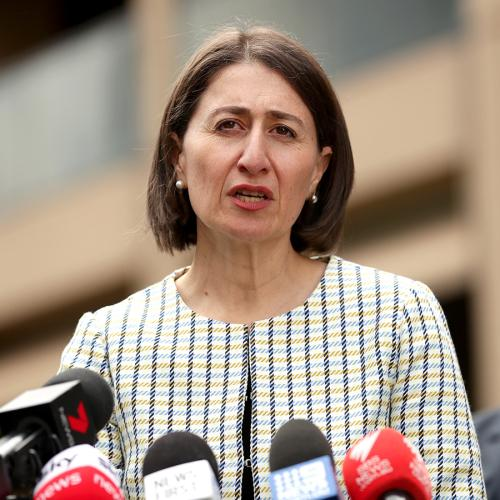 Gladys Berejiklian Answers Listener Questions On Construction Work, Year 12 Students & Financial Support