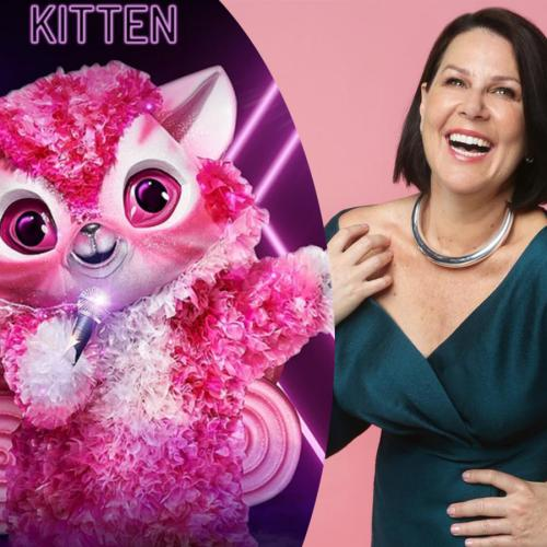 Julia Morris' Daughter Guessed She Was 'Kitten' Immediately