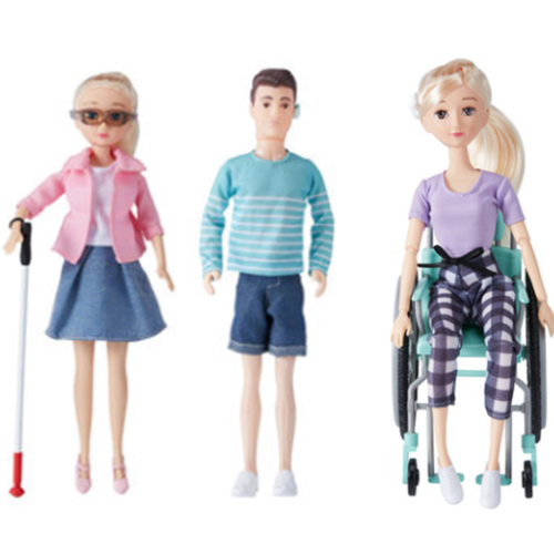 Kmart Receives Praise From Shoppers After Launching Line of Dolls With Disabilities