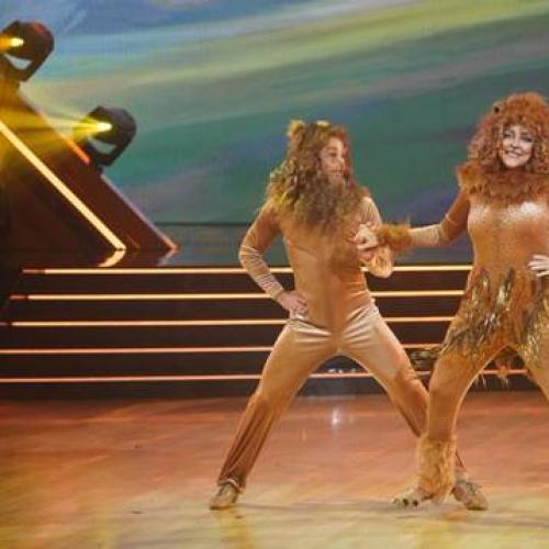 Carole Baskin's Shocking DWTS Outfit Stunned Just About Everyone On Planet Earth