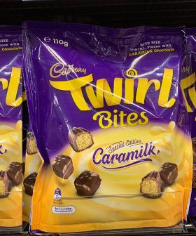 We've Found Caramilk Twirl Bites In Sydney!