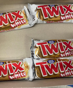 White Twix Bars Have Been Spotted In Supermarkets & I Want To Buy Them All