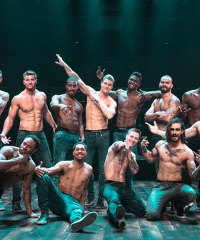 The Magic Mike Live Show Is Still Going Ahead In December In Sydney!