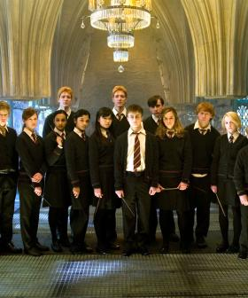 Can You Guess Which Harry Potter Star We Had On The Show?