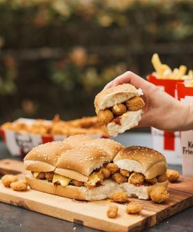 Introducing 'The Popcorn Chicken Slab' By KFC Which Is Available From TODAY!